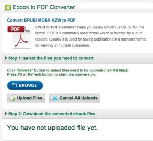 modedemploi ebook converter