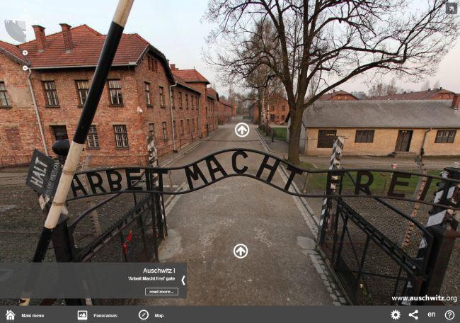 Auschwitz virtuelle