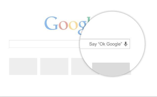 Lancer recherche google voix