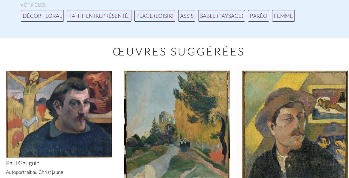Oeuvres images d'art