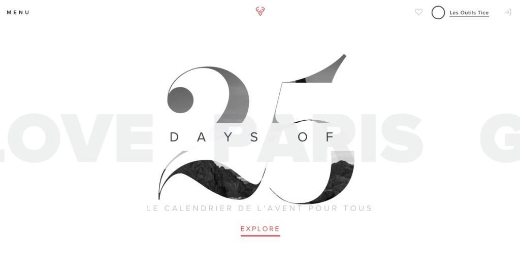 25 Days Of