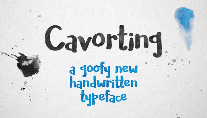 Typo cavorting