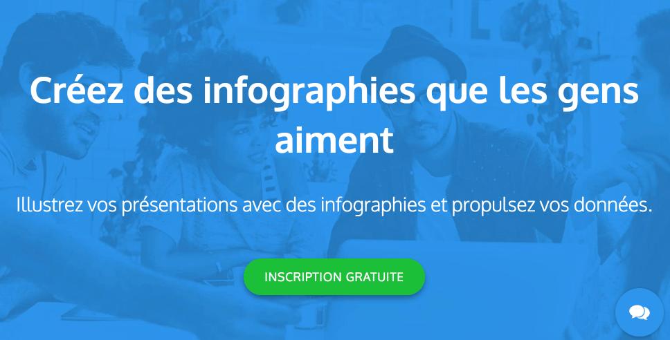 Venngage ou comment créer des infographies facilement