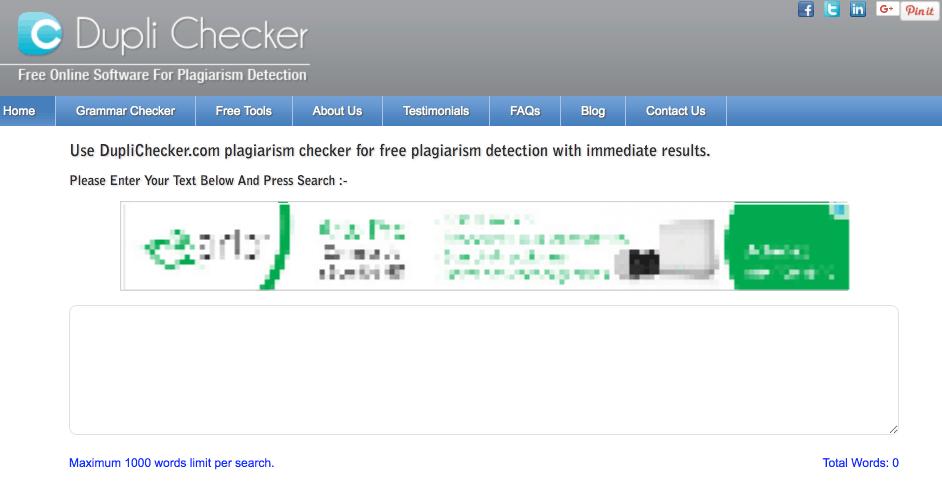 Duplichecker