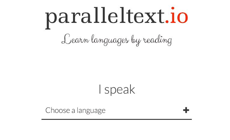 Paralleltext