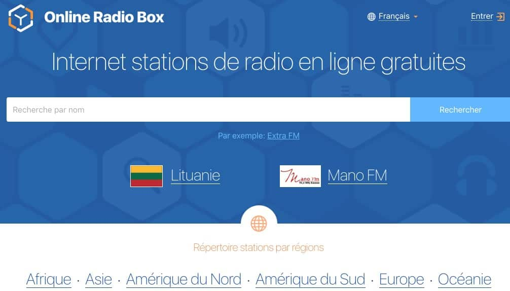 OnlineRadioBox
