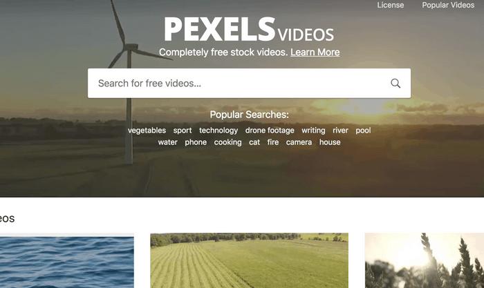 videos libres de droits
