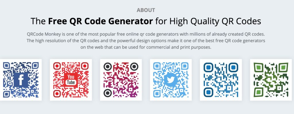 QR code generateur