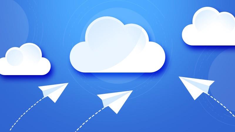 sauvegarde dans les nuages