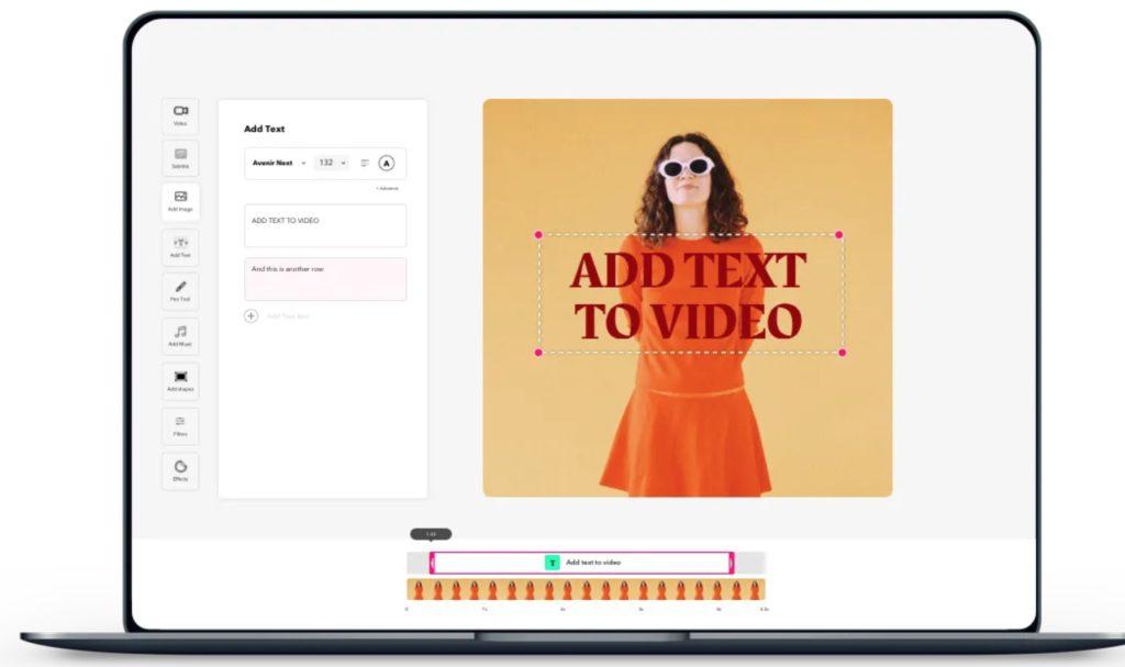 video édition