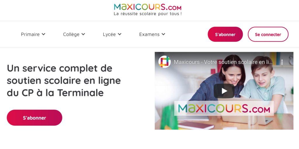Maxicours