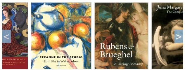 livres d'art en ligne