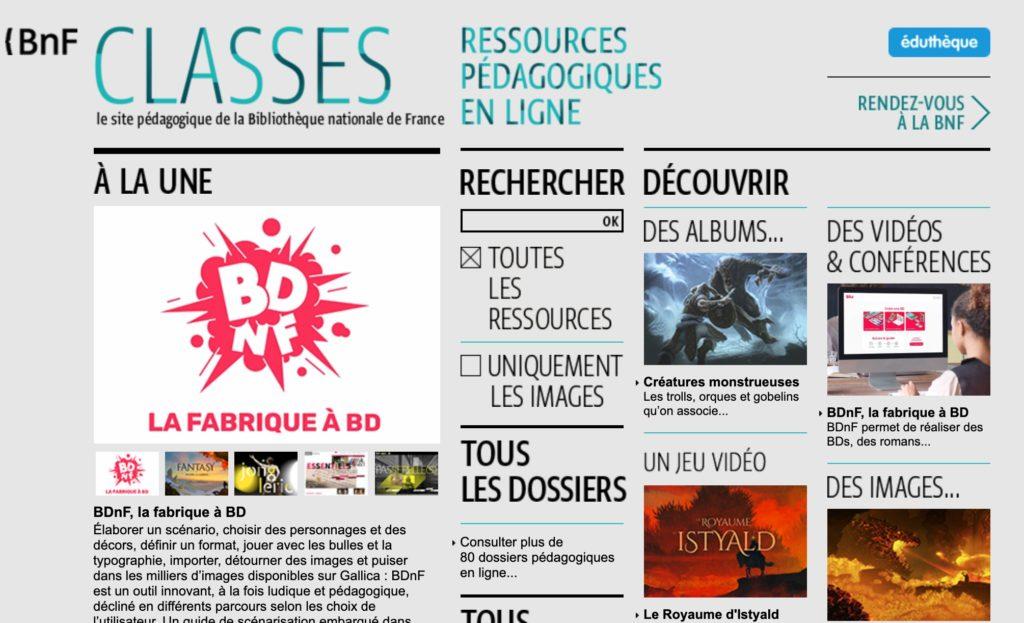 BNF Classes