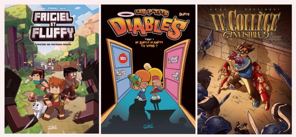 bandes dessinées gratuites