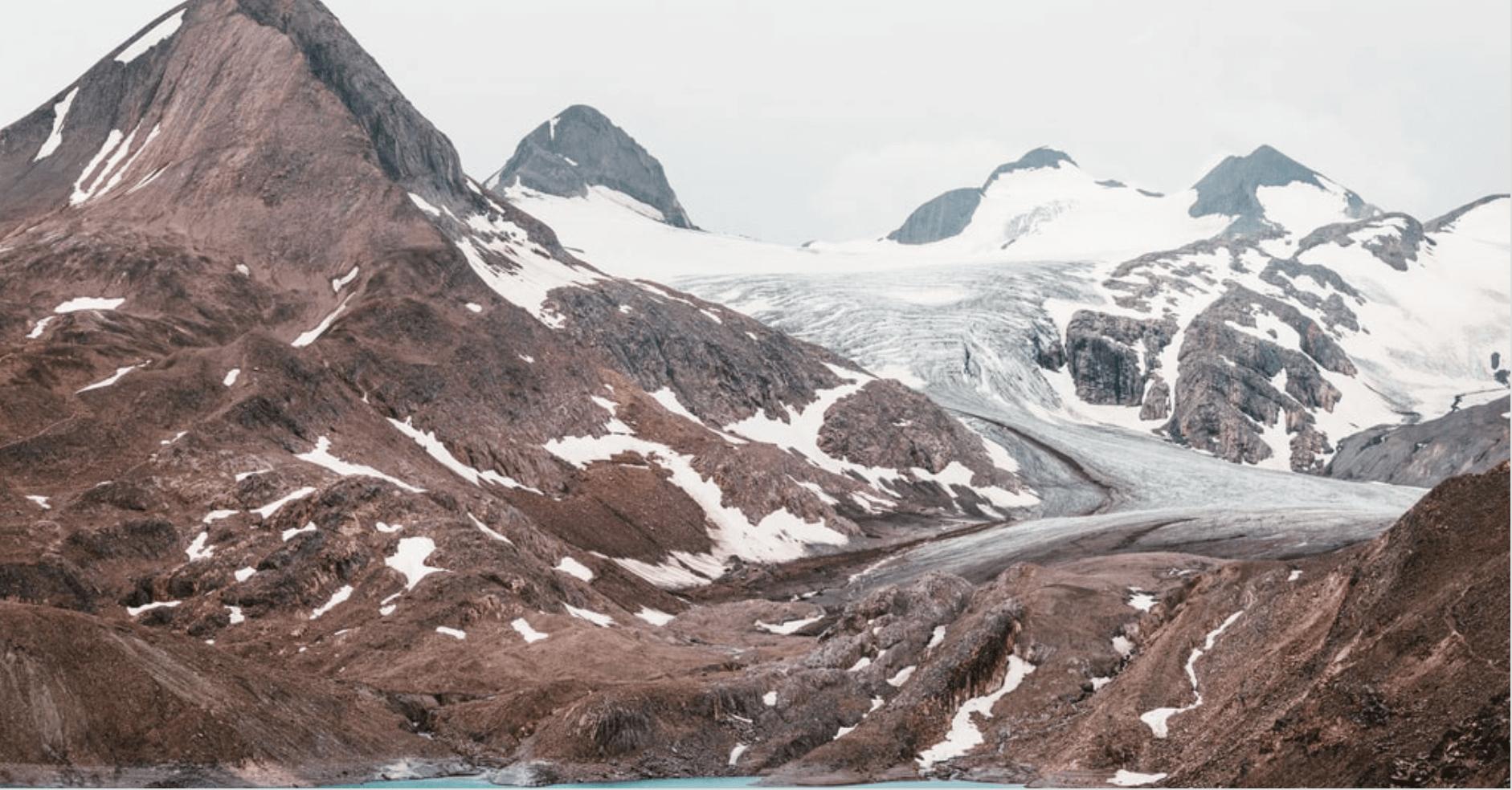glacier sprk