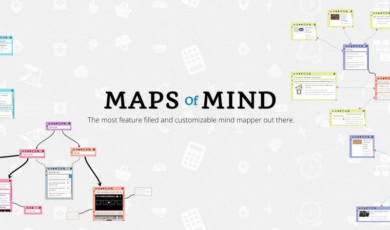créer des mindmaps