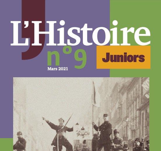 histoire juniors