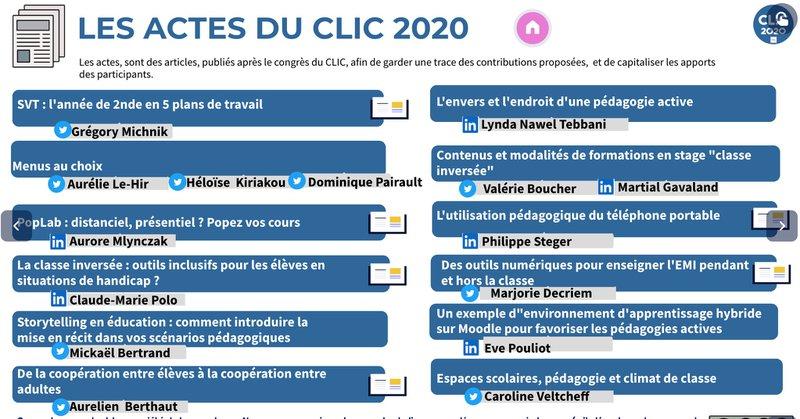 CLIC2020