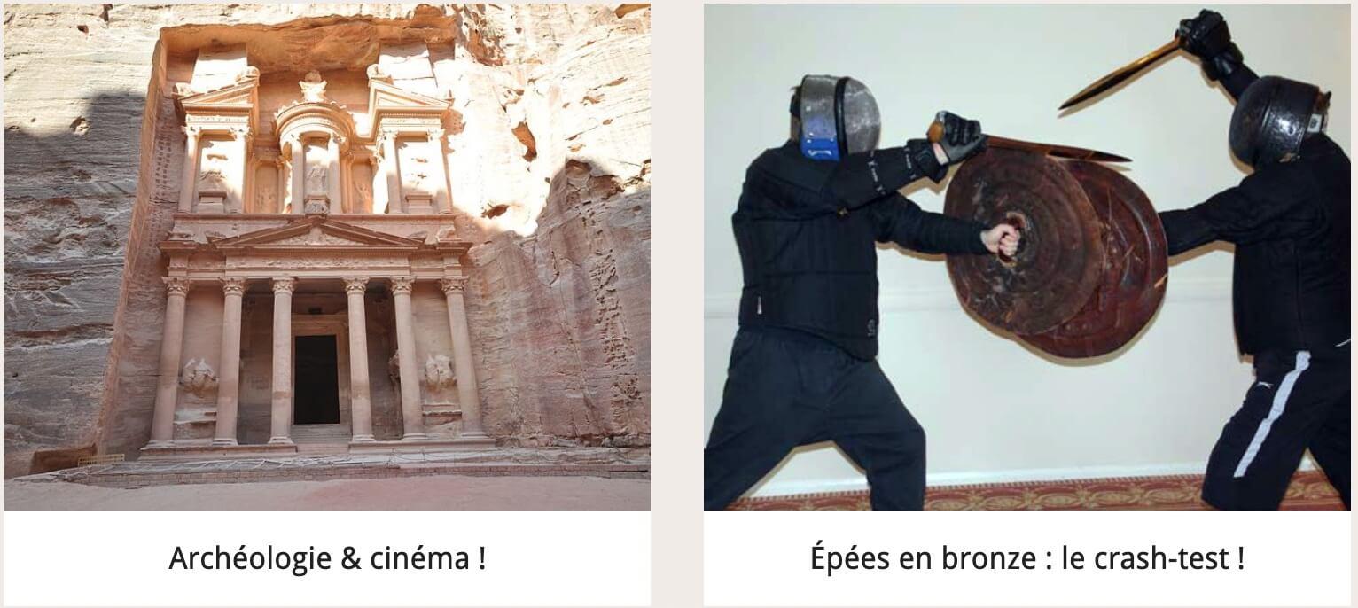 sites archeologiques