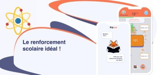 Kipoya Professeur. Application de soutien scolaire pensée pour les enseignants