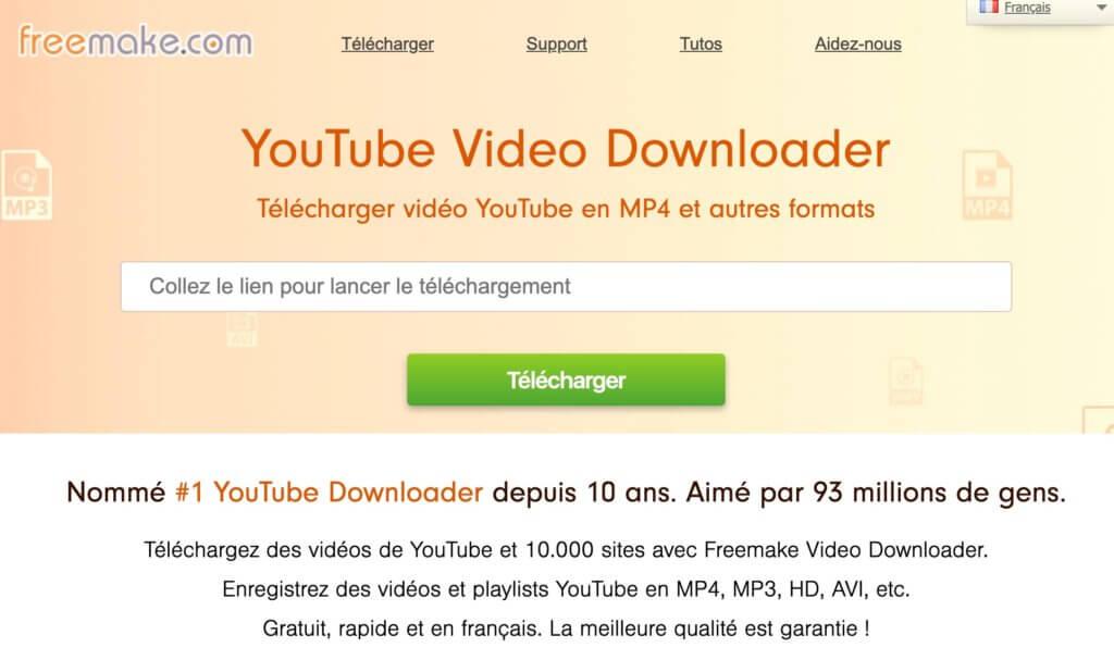 télécharger vidéos YouTube